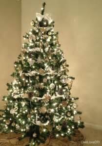home interior design furniture white decorated christmas tree decorating design ideas vera