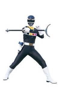 Black Power Rangers Space
