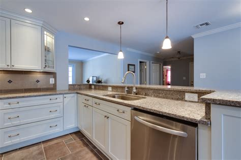 transitional kitchen design in davidsonville md traditional kitchen other by reico