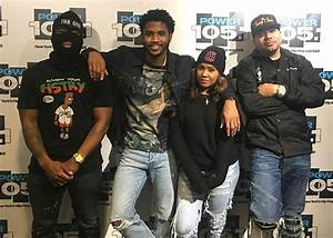 Trey Songz Talks Keke Palmer, Arrest, & New Album on 'The ...