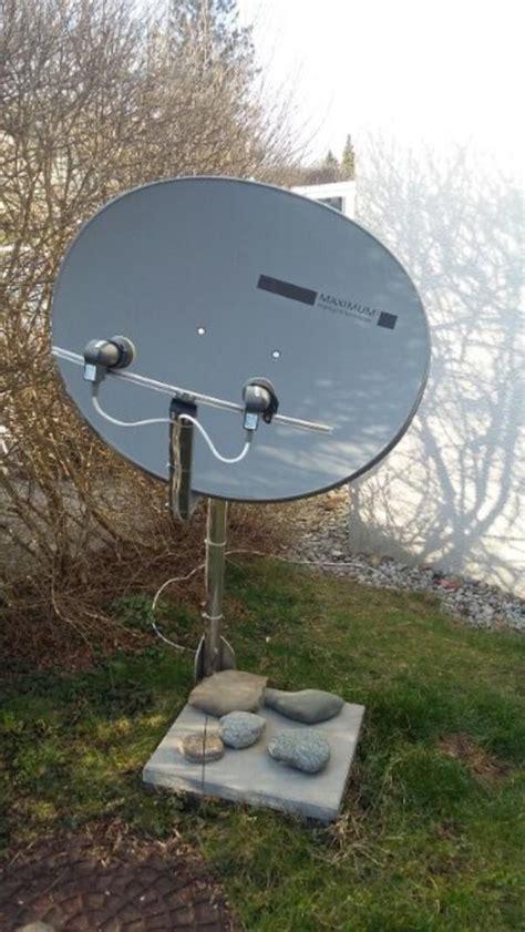 sat sch 252 ssel klein satmaster portable mobile sat antenne sat sch ssel universal lnb