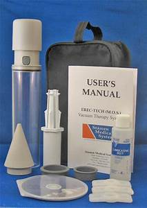 Product Review  Erec-tech Vacuum Therapy System