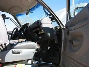 I Am Trying To Remove The Dashboard On My 2001 Dodge 2500
