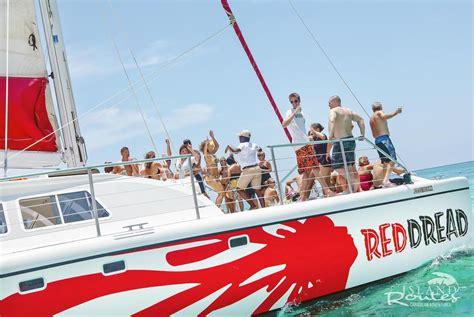 Catamaran Excursion Jamaica by Reggae Catamaran Cruise Montego Bay Island Routes