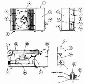 Carrier Heat Pump Parts Diagram