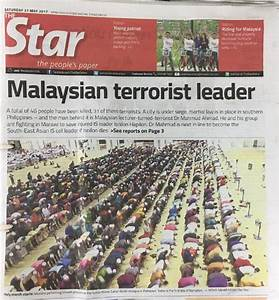 The Star issues apology on its widely criticised May 27 ...