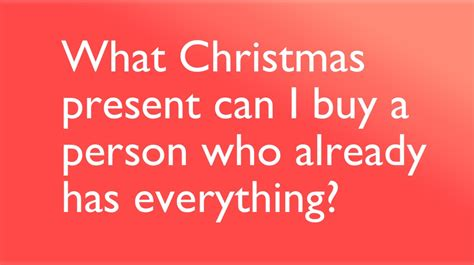 christmas hers a great gift idea for the person who has