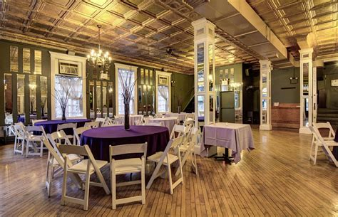 event spaces venues staten island rentals