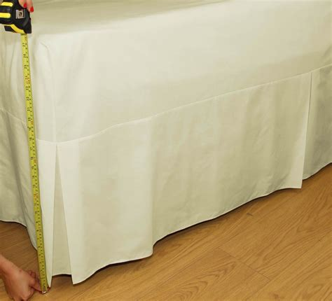 Valance Sheet by Percale Fitted Valance Sheet 180 Thread Count 26 Quot