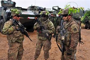 Rotating NATO troops are best choice in Eastern Europe: US ...