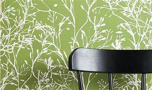 green wallpaper revives the senses green design wallpaper With balkon teppich mit dunkle tapete