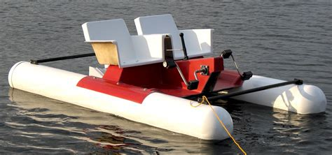 Pontoon Paddle Boat Manufacturers by Mini Pontoon Pedal Boat