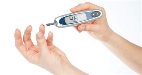 latest diabetes research  glucometer  colour