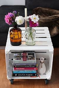 Tisch Aus Holzkisten : die 25 besten ideen zu obstkisten auf pinterest kleiner balkon garten wohnung balkon garten ~ Frokenaadalensverden.com Haus und Dekorationen