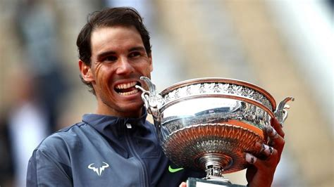 Nadal continues Roland Garros reign: Rafa's 12 French Open ...