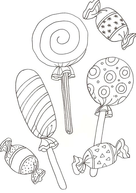 lollys coloring pages coloring home