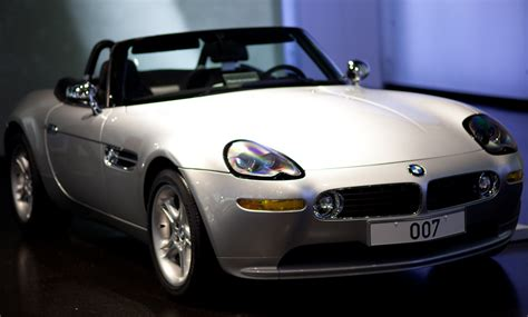 James Bond 007 BMW Z8 was a roadster car produced by Germa ...