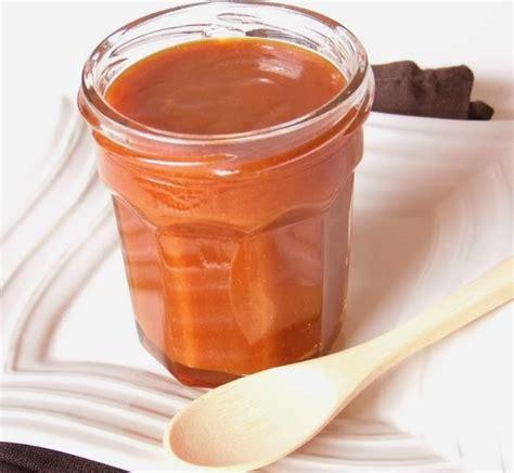 recette cuisine tous les jours aux délices de géraldine sauce caramel au beurre salé