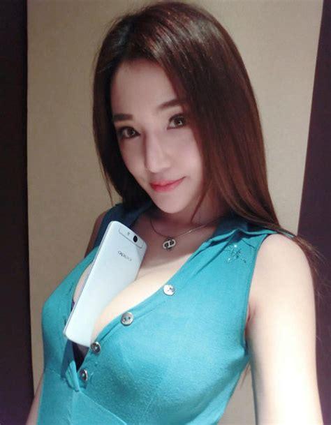 """【画像】""""中国乳神"""" とかいう美女がアップした画像がエロすぎて話題に ポッカキット"""