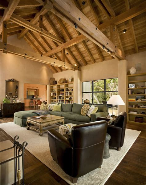 modern rustic living room rustic modern living room