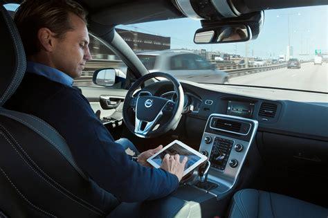 volvo creates  company  sell  driving car software