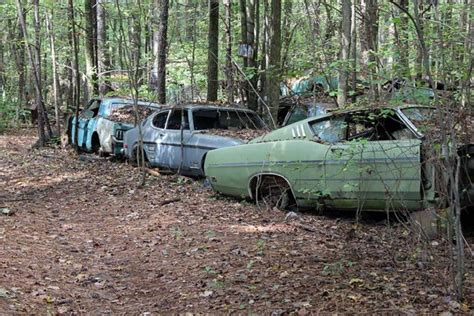 automotive ghost hunting   worlds largest classic