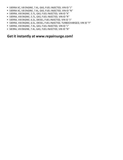 how to download repair manuals 1990 buick coachbuilder auto manual gmc k3500 repair manual 1990 2000