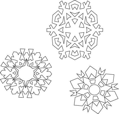 type  snowflakes coloring page color luna