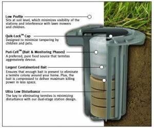 Termite Bait System - Expest