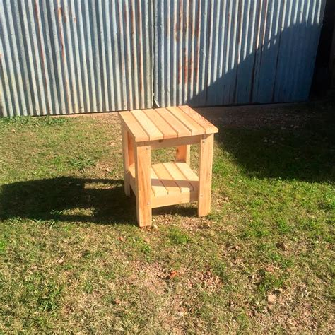 carencro end table