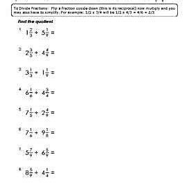 31 Dividing Fractions Worksheet Pdf - Worksheet Resource Plans