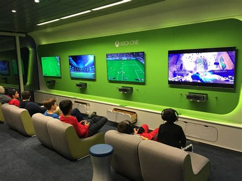 console bureau gaming lounge for xbox ign boards