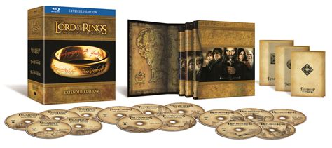 The Lord Of The Rings Extended Edition Bluray Review