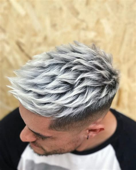 29 Coolest Mens Hair Color Ideas In 2020