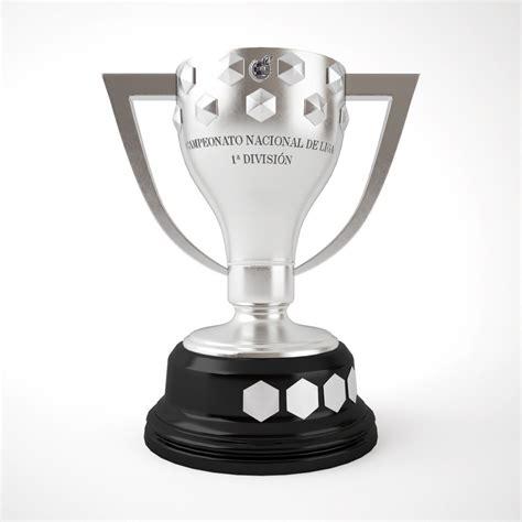 Spain La Liga Trophy | La liga, Trophy, Spain