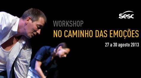 Workshop No Caminho Das Emoções
