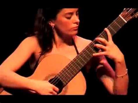 ana vidovic guitar serenata del mar youtube