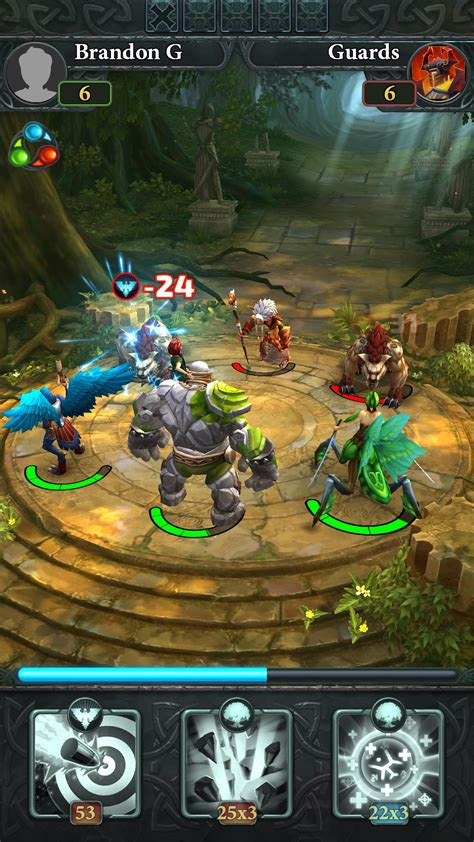 turn based rpg android etherlords for android free etherlords