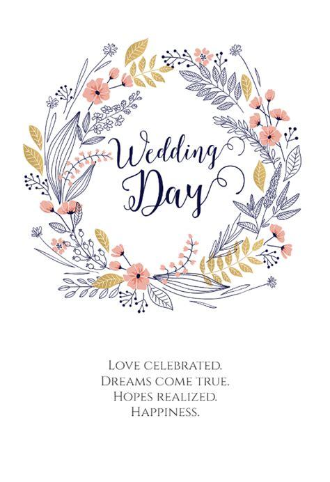 full hearts  wedding congratulations card