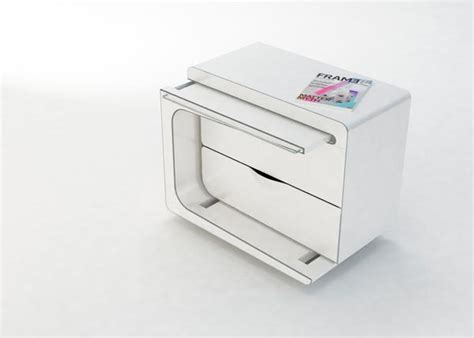 interesting multifunctional bedside cabinet  table  maria cichy freshomecom
