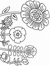 Plants Coloring Pages Nature Mycoloring Printable sketch template