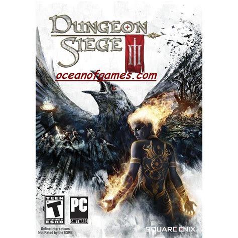 dungeon siege 3 free dungeon siege 3 free
