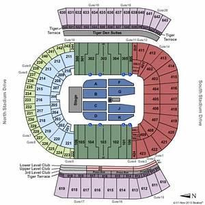 Tiger Stadium Tickets In Baton Louisiana Tiger