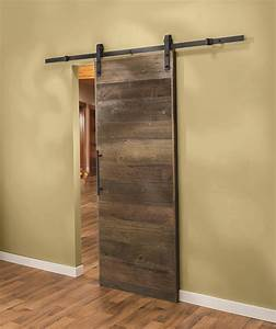 rockler expands selection of rolling barn door hardware With cost of barn door hardware