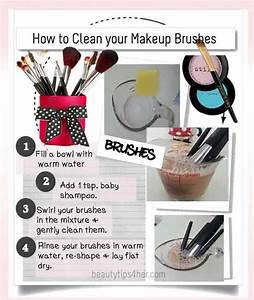 How to Clean Makeup Brushes with Vinegar  wikihowcom