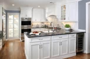 Transitional White Kitchen  Transitional  Kitchen New
