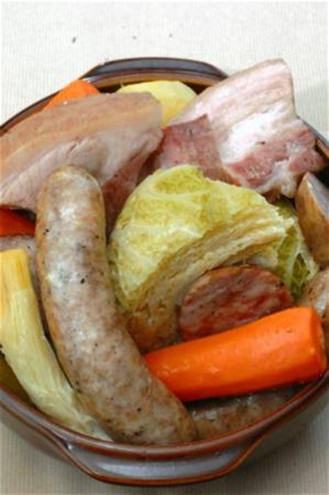 recette cuisine bretonne potée bretonne recettes cuisine française