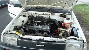 Look At Old E82 Toyota Corolla With 4a