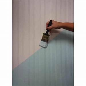 White Beadboard Paintable Wallpaper