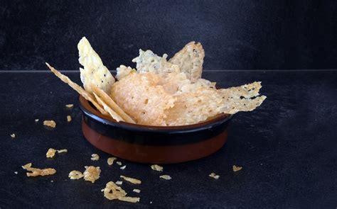 Tuiles Parmesan by Recette Tuiles Au Parmesan